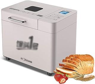 ZTCWS Brödtillverkare, 2,2 lb rostfritt stål brödmaskin med glutenfri inställning, 12-i-1 förvaringsprogrammerbar brödtill...