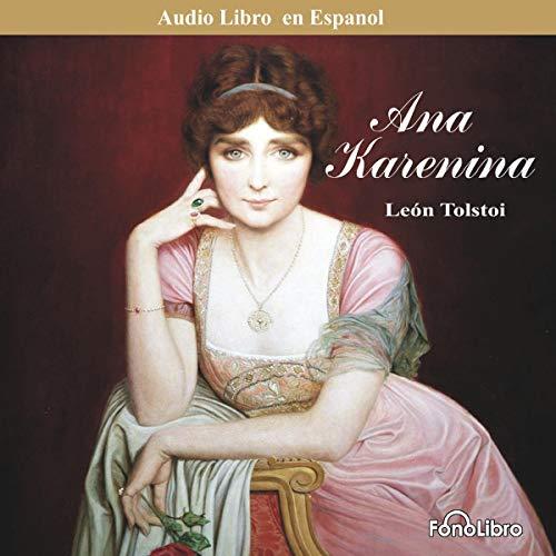Ana Karenina (Spanish Edition) audiobook cover art
