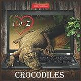 Ilove Crocodiles Calendar 2022: Official crocodiles 2022 Calendar (12 Months), animals Calendar 2022