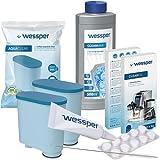 Wessper Kit de mantenimiento para máquinas automáticas Philips y Saeco