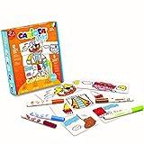Carioca Baby Combino Puzzle coloreable, multicolor (42895) , color/modelo surtido