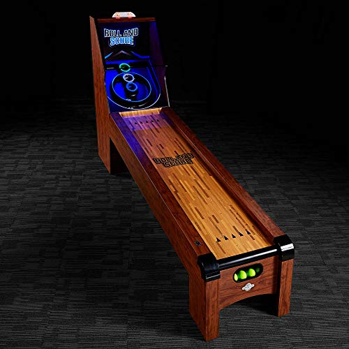 Lancaster 108 Inch Classic Arcade Roll and Score Machine Table