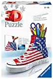 Ravensburger - Puzzle 3D - Sneaker - American Style - 12549
