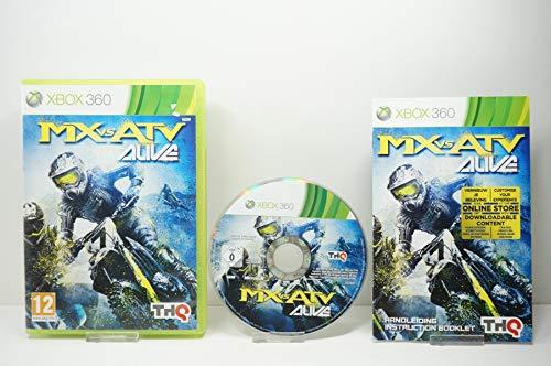 THQ MX vs. ATV Alive - Juego (Xbox 360, Racing, EC (Niños))