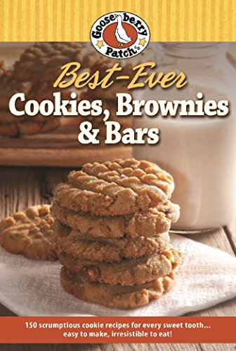 Best-Ever Cookie, Brownie & Bar Recipes (Everyday Cookbook Collection) (English Edition)