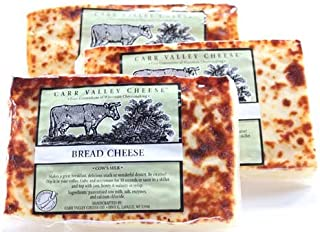 Juusto Bread Cheese Carr Valley 3 Pack
