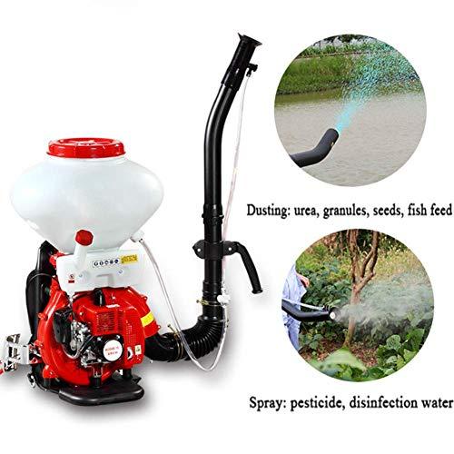 WQSFD Zaino Spruzzatore da Giardino Spruzzatore 1.2M Tubo Benzina Potere Spruzzatore Due in Uno Zaino Intelligenza Attrezzo Agricolo Usato per Deworming Agricolo E Diserbo