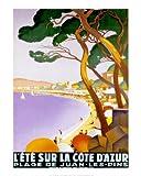 L 'Ete sur la Cote d 'Azur