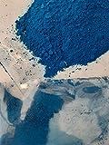 PIGMENT Royal Blue Powder 1 oz. Personalized Path Floor Tile Pavement Toner Cement Additive Color Tile Paint Cement Floor Coloring Charcoal Cement Grout Pigment