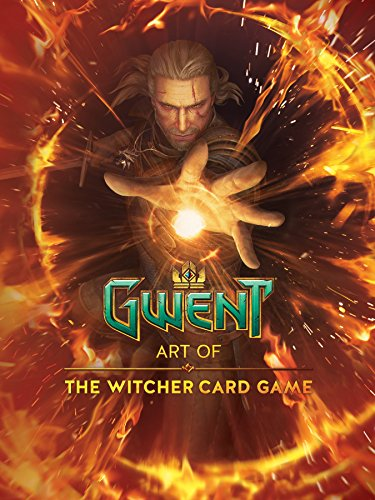 Gwent: Art of The Witcher Card Game (English Edition)