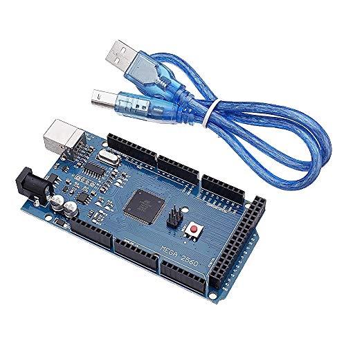 Entwicklungs-Board For Arduino - Produkte, die Arbeit mit dem offiziellen Arduino Boards, 3Pcs Mega2560 R3 ATMEGA2560-16 + CH340-Modul mit USB Development Board