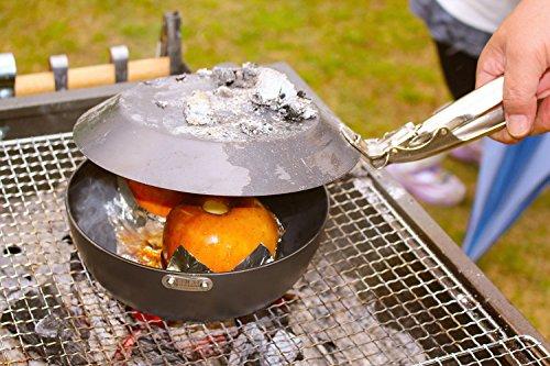 鉄フライパン極SONSモーニング26cmCOCOpanIH対応日本製C105-004