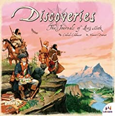 Discover the American west by blazing a new trail through history Use your dice to explore new territories or make deals with American Indian tribes Steal your opponents' dice and use them to complete your own missions