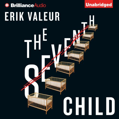 The Seventh Child audiobook cover art
