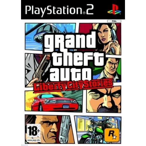 Grand Theft Auto: Liberty City Stories PS2: Amazon.es: Videojuegos