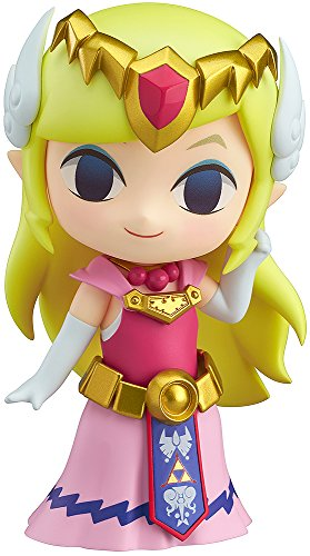 Good Smile The Legend of Zelda: The Wind Waker HD: Zelda Nendoroid Action Figure