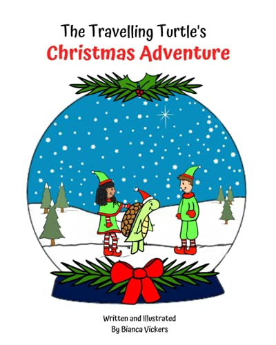 The Travelling Turtle's Christmas Adventure
