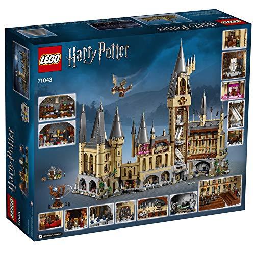 Le Château de Poudlard Harry Potter LEGO 71043 - 6020 Pièces - 6