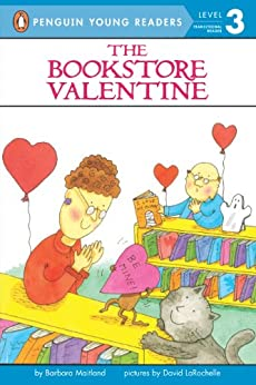 The Bookstore Valentine (Penguin Young Readers, Level 3) by [Barbara Maitland, David LaRochelle]