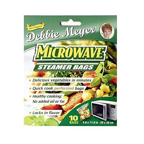 Debbie Meyer Microwave Steamer Bags -  Syratech Domestic, 270350