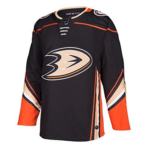 adidas Ducks Home Authentic Pro Jersey - Men's Hockey 56 Black