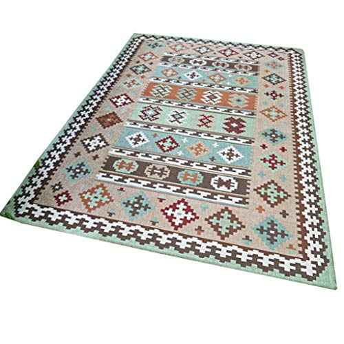 Great Features Of CarPet Floor mats Home Bedroom Bathroom Absorbent Floor mat (Size : 5080cm)