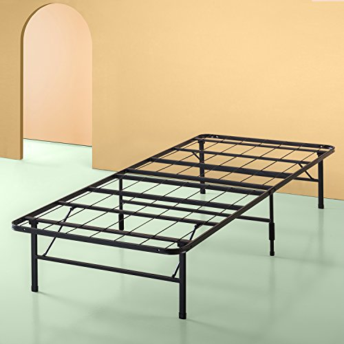 Zinus Shawn 14 Inch SmartBase Mattress Foundation / Platform Bed Frame / Box Spring Replacement / Quiet Noise-Free / Maximum Under-bed Storage, Twin