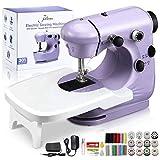 Jeteven Maquina de Coser,Sewing Machine Mini Máquina de Coser...