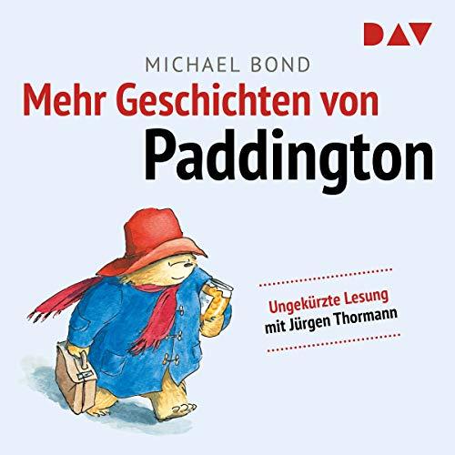 Mehr Geschichten von Paddington audiobook cover art