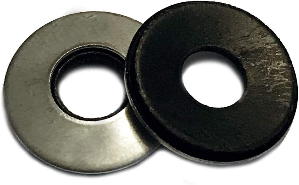 Type 18-8 Stainless excellence Steel Neoprene Choice Sealing Bonded Washers 5 Size
