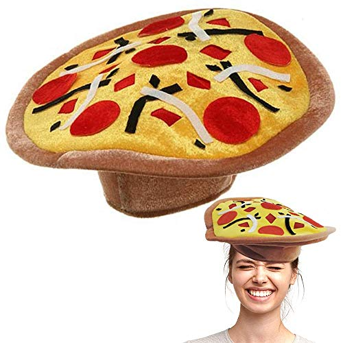 ArtCreativity Funny Pizza Hat, 1 PC…