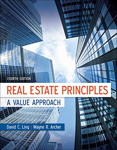 Real Estate Investing Books! - Real Estate Principles: A Value Approach (Mcgraw-hill/Irwin Series in Finance, Insurance, and Real Estate)