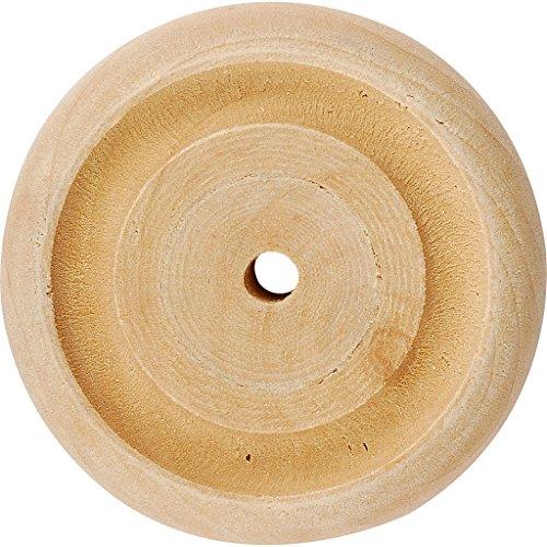 Rueda, medidas 42x11 mm, medida agujero 3 mm, baya china, 40ud