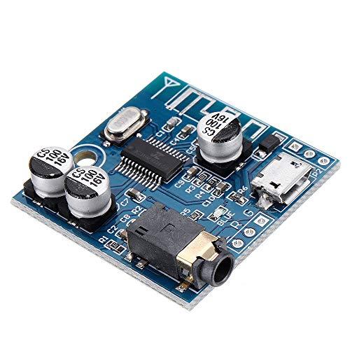 Módulo electrónico Bluetooth Decodificador Placa sin pérdida de automóvil AUDIO AUMPIFICADOR AUMPIFICADOR MODIFICADO DIY Audio Receptor 4.1 MÓDULO MP3 Equipo electrónico de alta precisión