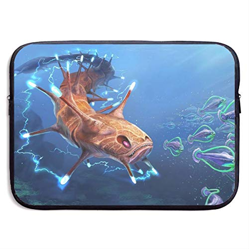 Hdadwy Subnautica Laptop Sleeve Bag Tablet Fashion Briefcase Ultra Portable Protective Cover MacBook Air MacBook Pro Notebook Computer Sleeve Case 13 inch