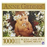 Anne Geddes - Puzzle da 1000 pezzi, motivo: margherite