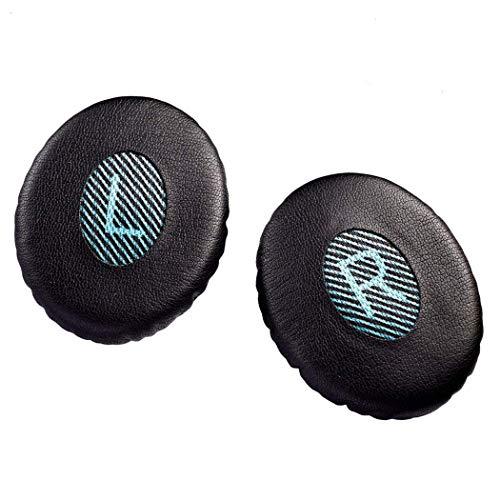 Lavien Replacement Ear Pads for Bose SoundLink OE2 OE2i SoundTrue Headphones On-Ear Style Ear Cushion Kit, Black