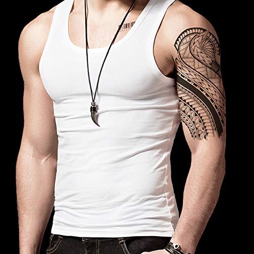 Tribal Tattoo Männer Tattoo Oberarm Tattoo Aufkleber Maori Tattoo AL031