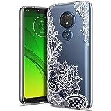 ZhuoFan Motorola Moto G7 Power Case, Phone Case Transparent