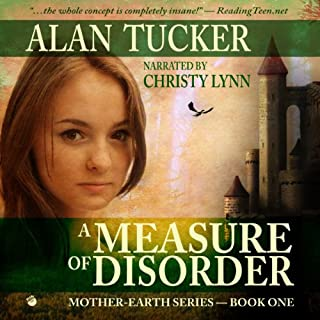 A Measure of Disorder audiobook cover art