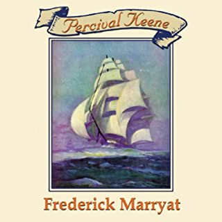 Percival Keene audiobook cover art
