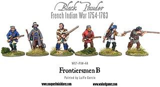 French Indian War: Frontiersmen