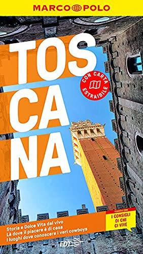 Toscana. Con Carta geografica ripiegata