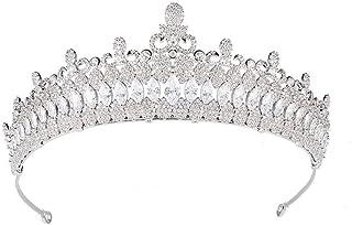 La Corona d'oro accessomico dei Capelli per La Festa Nuziale Accessori da Sposa Partyhair Crown Halloween Costume San Vale...