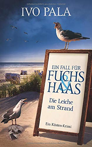 Ein Fall für Fuchs & Haas: Die Leiche am Strand - Krimi