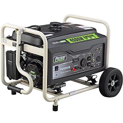 Pulsar Duel-Fuel Generator