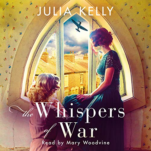 The Whispers of War audiobook cover art
