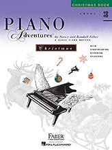 Best piano adventures level 3b christmas book Reviews