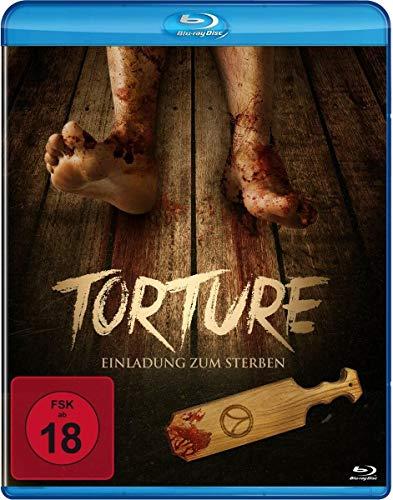 Torture - Einladung zum Sterben [Blu-ray]
