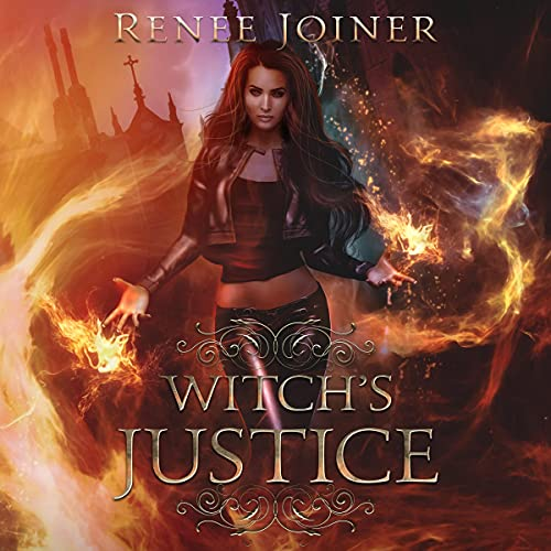 Witch's Justice Audiobook By Renee Joiner cover art